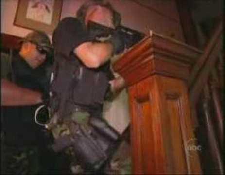 Hurricane Katrina Door to Door Firearms Confiscation