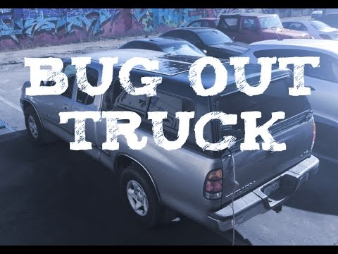 My Bug Out Truck