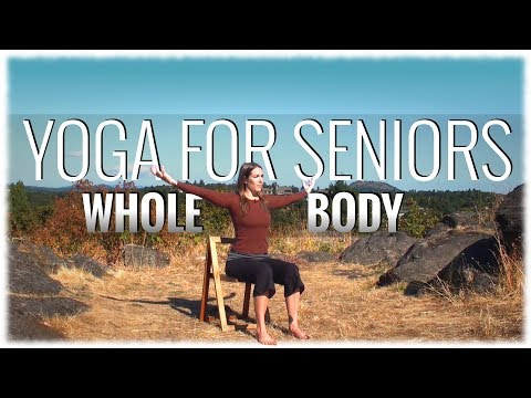 Yoga for Seniors with Michelle Rubin: Gentle Yoga For The Whole Body