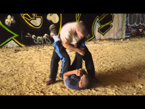 Fight Club in the Street - Best of Sambo DVD Trailer VPM-160