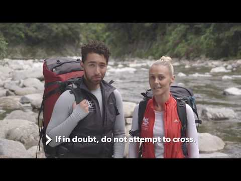 How to Cross a River Safely | Expedition Episode 20 | MSC Get Outdoors Series