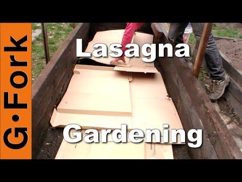 Lasagna Gardening How To - GardenFork