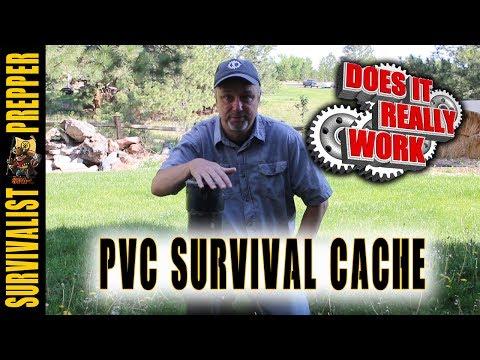 PVC Survival Cache: Did It Work?