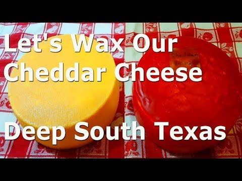 How To Wax a Cheese