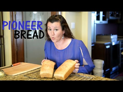 Mouth Watering Savory Pioneer Bread
