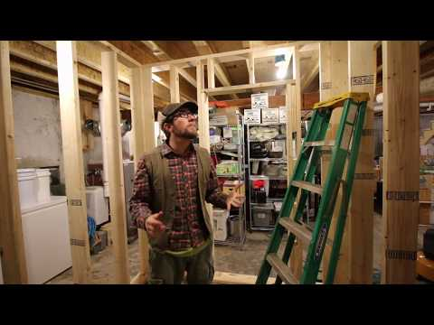Building our Root Cellar