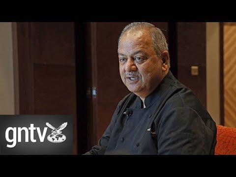 Chef Hemant Oberoi talks Mumbai 2008