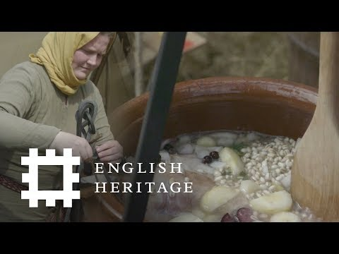 How To Cook A Stew - The Medieval Way