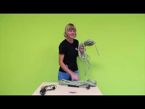EDELRID - How to weave a rope mat (EN)