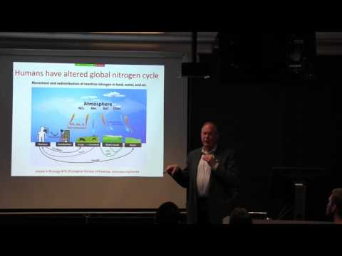 Charles Yarish: Seaweed Agriculture in the Northeast USA