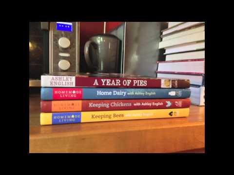 Ashley English- Making and Canning Fig Jam