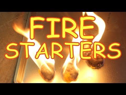 10 Fire Starter Hacks