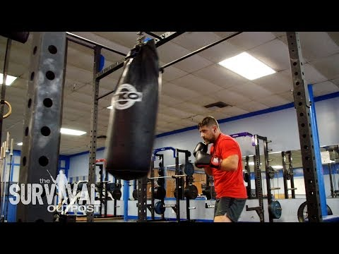 Survival Fitness: Cardio Conditioning Boxing Workout