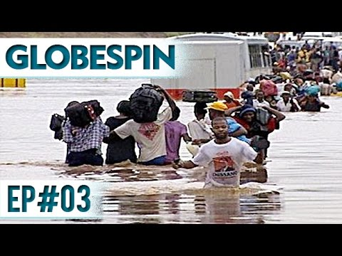 Mozambique Flood 2000   Globespin   Episode 03   Travel And Leisure