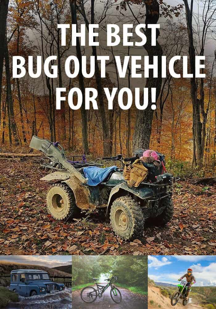best bug out vehicles pinterest
