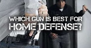 home defense guns logo