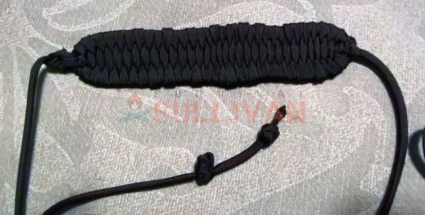 paracord sling final