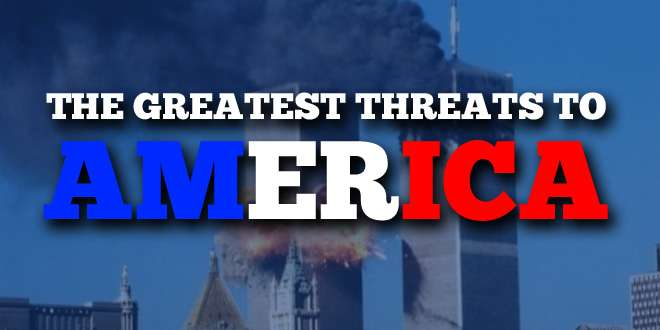 greatest threats logo