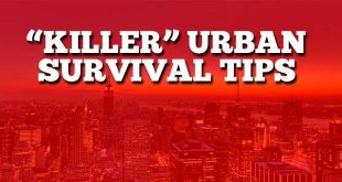urban survival tips logo