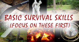 basic survival skills logo