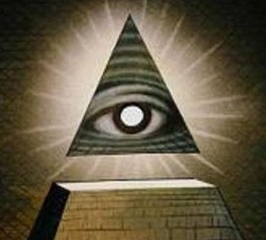 conspiracy theory eye pyramid