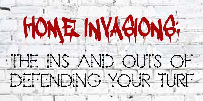 home invasions logo