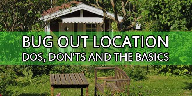 bug out location basics logo
