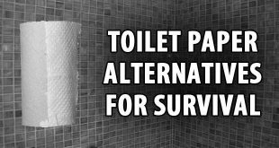 Toilet paper alternatives logo