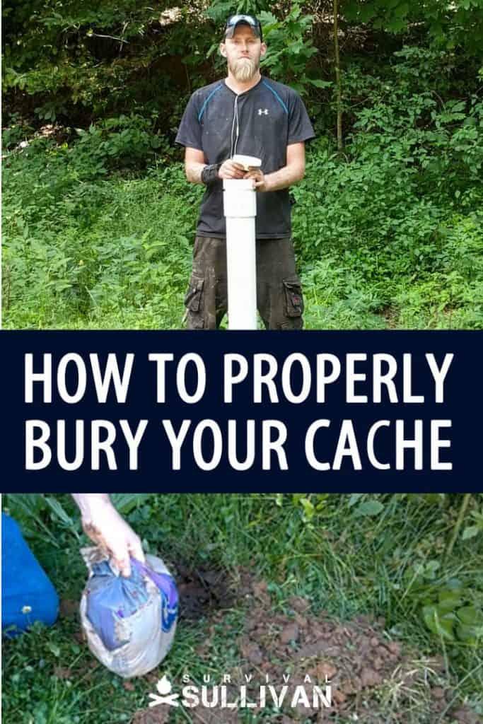 cache burying pinterest