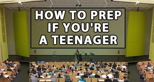 how to prep if you're a teen logo