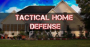 tactical home defense logo