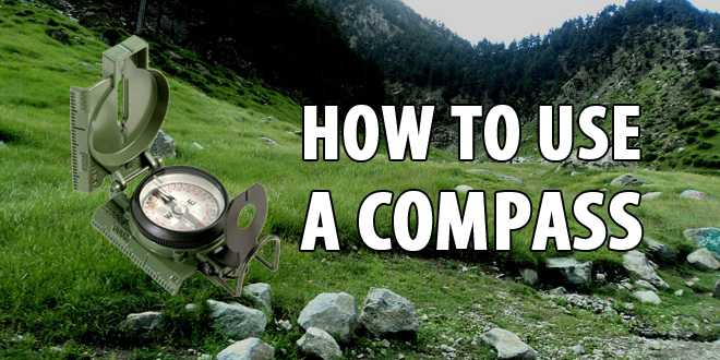 how to use a compass logo