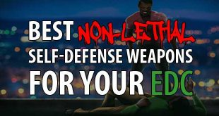 non lethal weapons