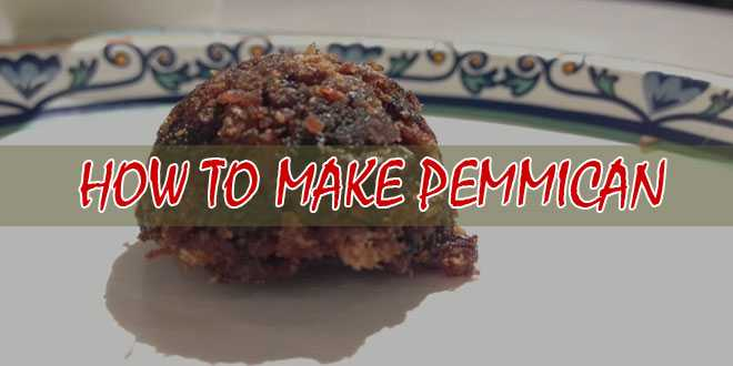 how to make pemmican logo