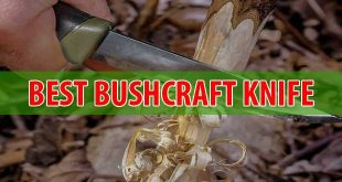 best bushcraft knife logo