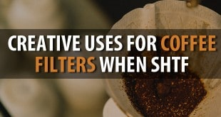 coffee filter uses