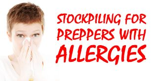 food allergies stockpile logo