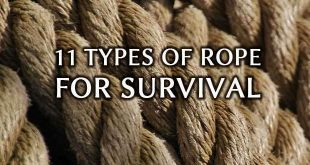 types of rope logo
