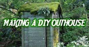 diy outhouse logo