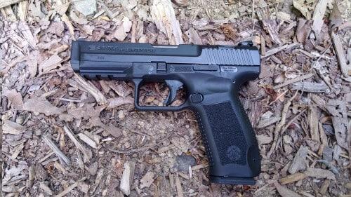 Canik TP9SA 9mm Semi-Auto Pistol