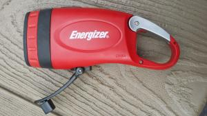Energizer Hand-Crank Flashlight