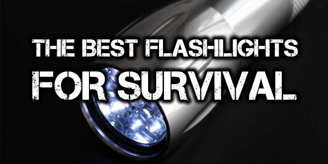 best survival flashlights logo