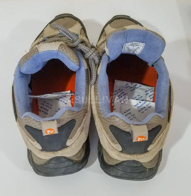 silica gel boots