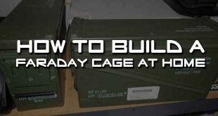 how to build a faraday cage logo