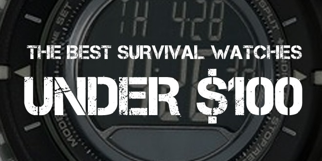 best survival watches logo