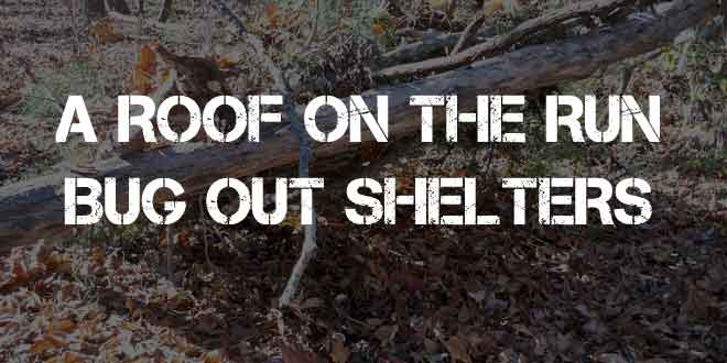 bug out shelters logo