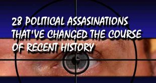 political assassinations logo