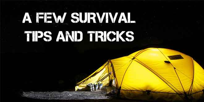 survival tricks logo