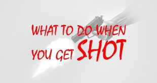 getting shot logo
