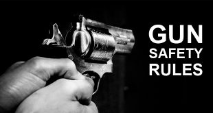 gun safety rules logo